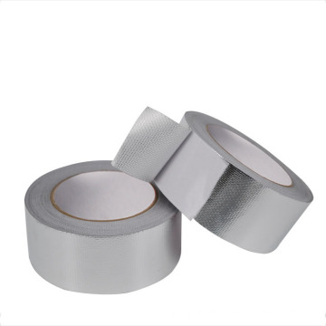 Construction Used Aluminum Foil Fiberglass Cloth Tape
