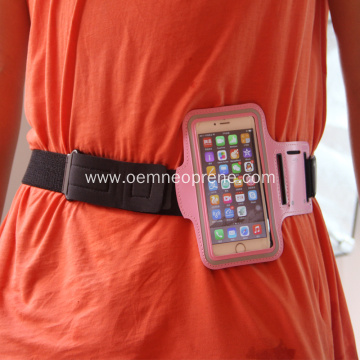 Pink Fitness armbands for iphone 7s