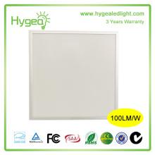3 anos de garantia 600x600 milímetro Luz de painel de poder isolada conduzida, 600 * 600 painel conduzido flexível, 2ft x 2ft conduziu a luz quadrada do painel