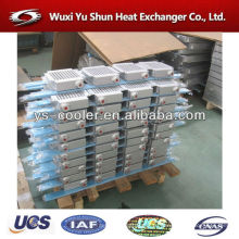 Пластинчатый испаритель / воздух-воздух теплообменник для воздушного компрессора / алюминиевый пластинчатый теплообменник производитель