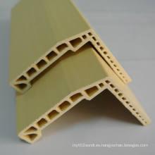 Architrave laminado PVC arquitrabe laminado PVC de la película del PVC at-65h51