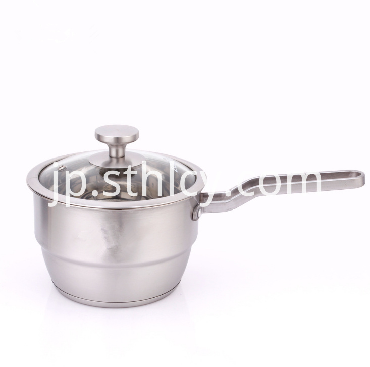 Stainless Steel Milk Pot473zn3