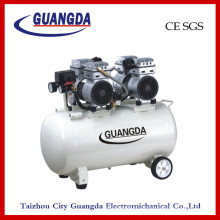 CE SGS 65L 800wx2 Ölfreier Luftkompressor (GD140)