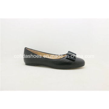 Latest Comfort Europe Ballerina Pumps Leather Lady Shoe