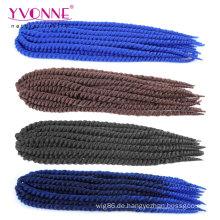 Fashion Curly Crochet Haarverlängerungen