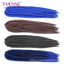 Extensions de cheveux Crochet Fashion Curly