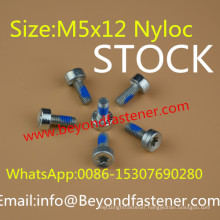 Screw Nyloc Screw Bolts