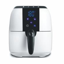 Fría de aire digital con capacidad de la cesta de 2,5 litros