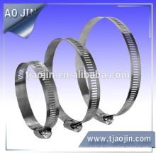 Hergestellt in China Hoop Schwerlast Stahlrohr Gummi Schlauch Klemme