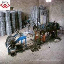 Máquina do arame farpado (boa qualidade, preço do competidor)