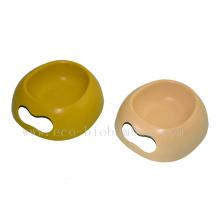 Bambusfaser-Haustier-Versorgungsschüssel (BC-PE6002)