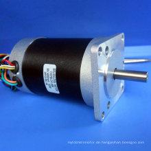 36V 57mm 4000 U / min lärmarme bürstenlose DC-Motor-Reihe
