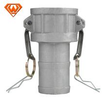 acoplamiento rápido de la manguera de agua para la línea de enfriamiento del molde