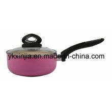 Utensílios de cozinha Alumínio de alta qualidade Milk Pot Sauce Pan Panelas