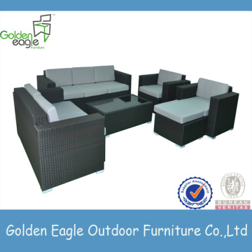 rattan furniture hotel used classic rattan sofa set