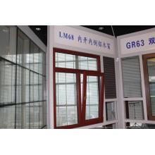 Aluminium Fenster und Türen system