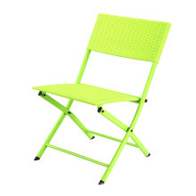 Colorful Outdoor Folding Dining Foldable Plastic Beach Chair