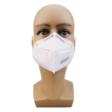 Medical Folding Antivirus Flu KN95 Atemschutzmaske