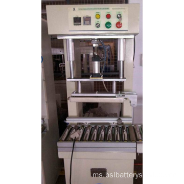 Aluminium Foil Sealing Machine Semi-automatik