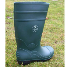 Hot Sale China Factory Industrial PVC Rain Working Safety Boots