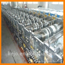 steel signle floor panel cold roll forming machine line