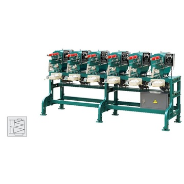 Concluir Cone Winder Machine