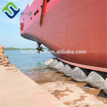ISO 9001 marine ship launching airbag roller bags, marine equipment