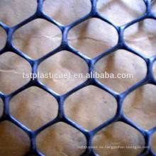 PP/PE rigid plastic mesh