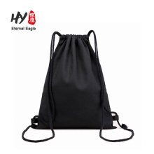 Breathable cheap cotton canvas backpack