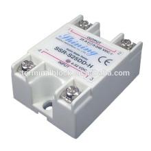 SSR-S25DD-H Pour réchauffeur 25A Sortie DC basse tension Relais à semi-conducteurs