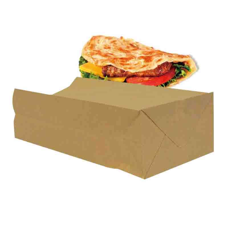 Customized Food Packaging Paper Bags