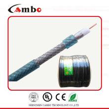 RG-6 copper clad aluminum digital TV cable
