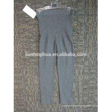 OEM serviço seamless moldar leggings, plain algodão adulto idade leggings sem costura