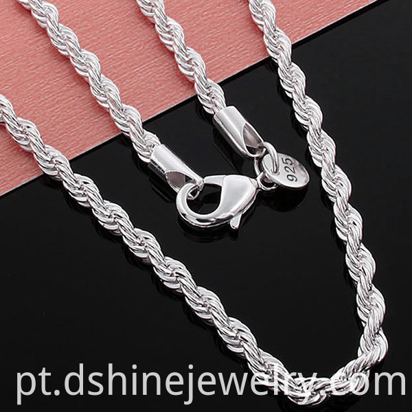 Stainless Steel Men Chain Necklace