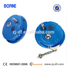 DXG series helical shaft mount reducer for Mine application TA series Bonfiglioli