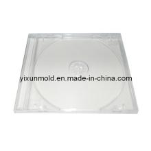 Пластиковый CD Впрыски прессформы коробки