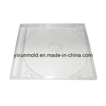 Molde de injeção de caixa de CD plástico