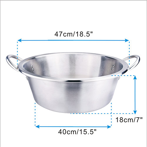 Large Cooking Pot With Lid