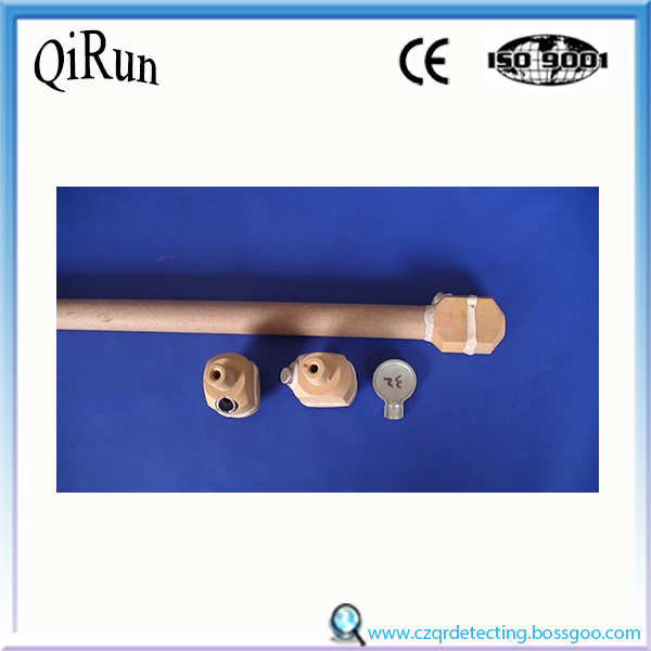 Disposable Injection Molten Steel Sampler