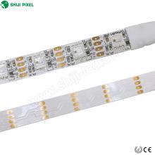 WS2815 DC12V Control individual de píxeles RGB DMX LED Tira de luz