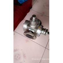 Pompe à engrenages aec de pompe à huile de lubrification YCB10-0.6 pour l'industrie chimique