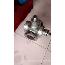 YCB series stainless steel pump circular gear pump small oil pump