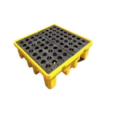 Plastic injection leakage tray mould plastic pallet mould