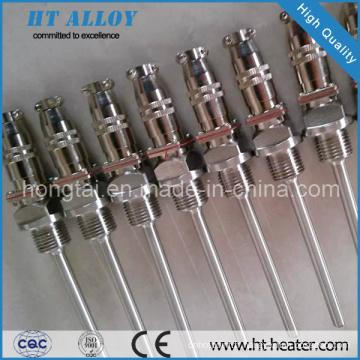 Capteur de température en acier inoxydable pour la mesure de haute température