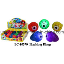 Flashing Rings