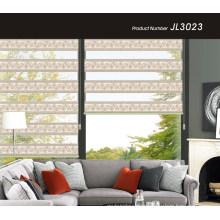 Window Roller Blind Zebra Blind Fabric-Gjl3023