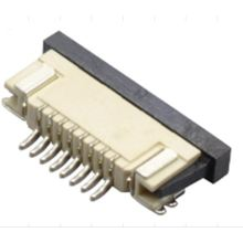 FPC Connector 0.8mm upper contact SMT 8 Pin