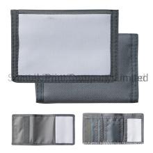 Gray Sublimation Blank Small Wallet