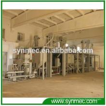 5ZT completa la planta de procesamiento de semillas de comino negro