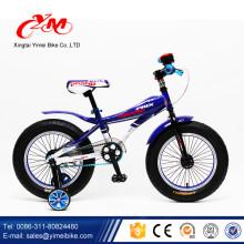 Pneus de gordura pequenas rodas novo modelo criança bicicleta a gasolina / 16 polegada legal esporte crianças gordura bicicleta / alibaba preço de fábrica bicicleta para crianças